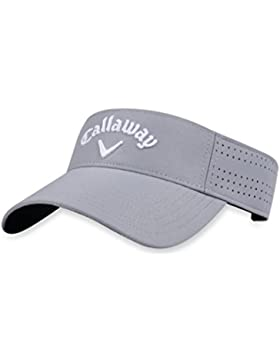 Callaway Cg Hw Opti Vent Wmn Visor Gorra de Béisbol, Mujer, Multicolor (Plata / Blanco), One Size (Tamaño del...