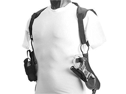 Taktisch Nylon Covert Rigg Harness - Schwarz, Rechtshänder (Taktische Links)