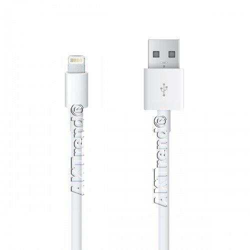 Original AKTrend® 2X USB Ladekabel und Datenkabel für iPhone 5 5s 5c, iPhone 6 (4,7