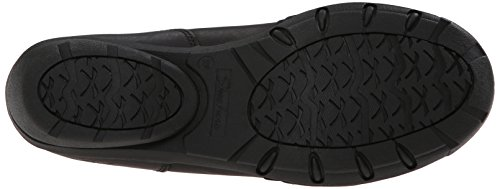 Skechers carrière 9 To 5 Slip-on Flat Black Leather