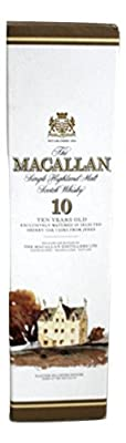 Macallan - 10 Year Old - 40% - *50ml Sample*