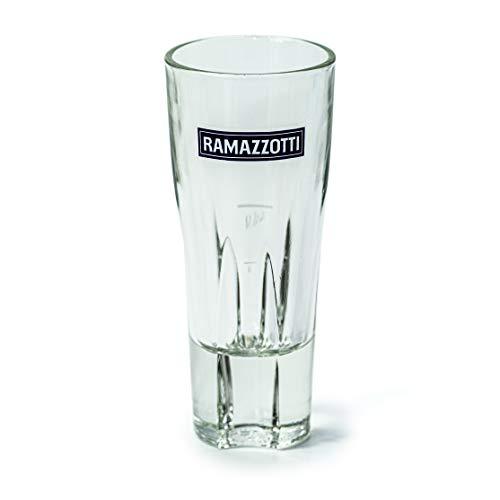 6 x Ramazzotti Gläser Original mit Logo Longdrinkgläser Cocktailgläser edel NEU