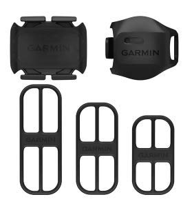 Garmin Unisex - Erwachsene Access, Bike Speed and Cadence Sensor 2, Schwarz, One Size