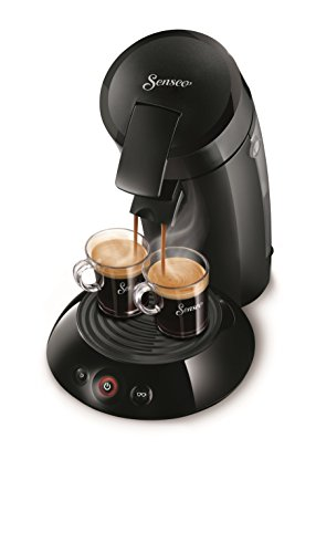 Senseo Philips New and Improved Original Coffee Pod, Coffee Maker Machine 2016, Black  available at amazon for Rs.55049