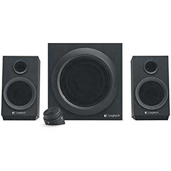 Logitech Z333 Système d'enceintes Multimédia Noir