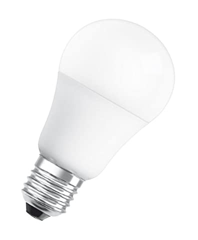 Osram LED-Lampe Superstar Classic A40 advanced 6W (entspricht 40W) extra warmton (827) Sockel E27 in Glühlampenform dimmbar 911185