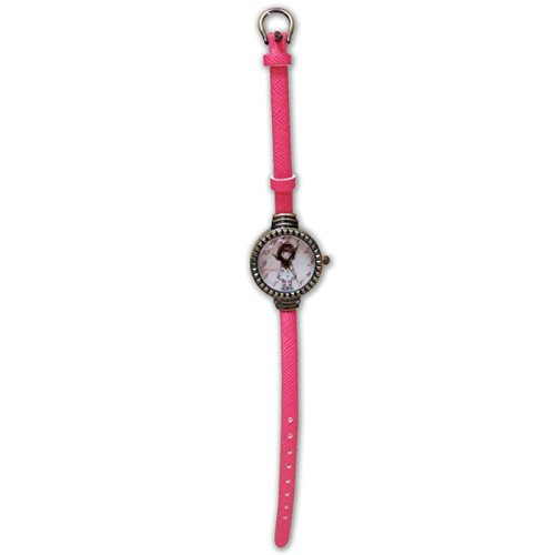 Reloj analogico Gorjuss Little Heart caja metalica