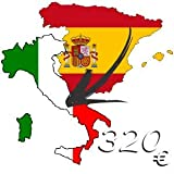 traducción de sitios web internet de español a italiano; paquete Large: traducimos sitios web internet, máximo de 20 páginas, en total 80 páginas scroll, de español a italiano