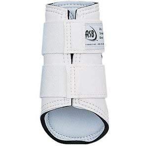 Alle Sport Pferd Stiefel, Mehrere Farben und Größen, Medium, weiß -