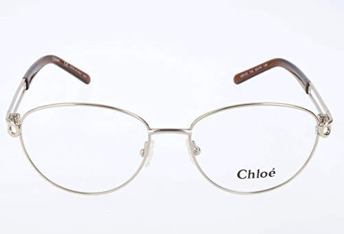 Chloé Damen CE2120 Chloe Brillengestelle, Silber, 53