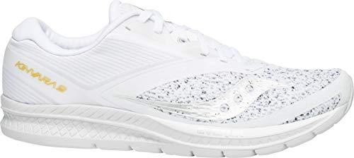 Saucony Kinvara 9, Scarpe Running Uomo, Bianco (White 40), 45 EU
