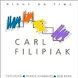 Songtexte von Carl Filipiak - Right on Time