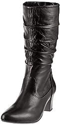 Gerry Weber Shoes Damen Lena 22 Stiefeletten, Schwarz (Schwarz 100), 42 EU