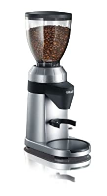 Graef CM 800 - coffee grinder - aluminium from Gebr. Graef GmbH & Co. KG