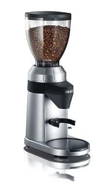 Graef CM 800 - coffee grinder - aluminium from Gebr. Graef GmbH & Co. KG