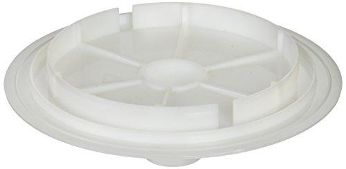 Pentair 85001900Vakuum Adapter-Platte Ersatz Admiral Pool und Spa Skimmer