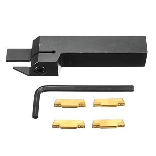 Be82aene Mit 4pcs MGMN300 Einsätze MGEHR1616-3 Externe Nutbildungswerkzeug Drehwerkzeug-Halter for 3 mm Cut Praktisch und