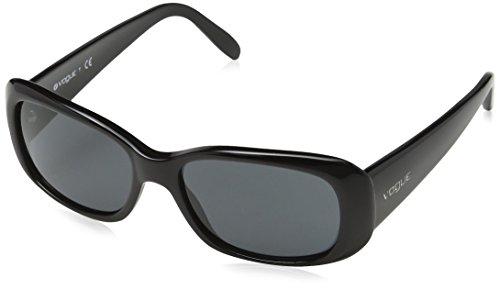 Vogue 0vo2606s w44/87, occhiali da sole donna, nero (black/gray), 52