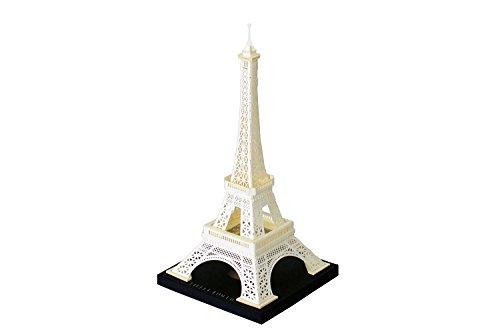 (Unbekannt NANOBLOCK 26052 - Eiffel Tower, Eiffelturm, Paper Nano, 3D-Bausysteme aus Papier, Schwierigkeitsstufe 2, mittel)