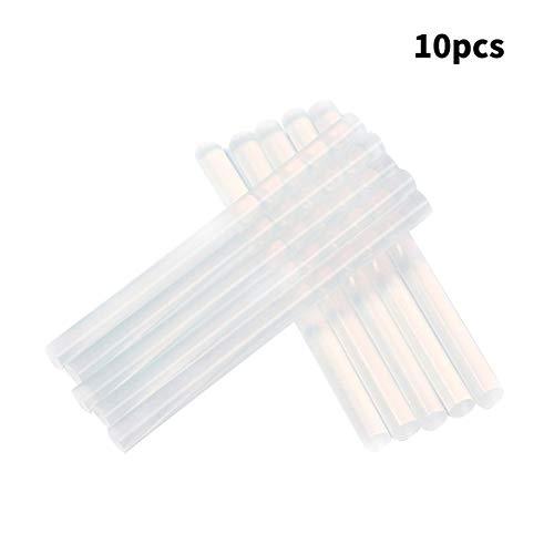FDGHSXFGHDXFGHFG 10Pcs/Lot 7mm x 100mm Hot Melt Glue Sticks Electric Glue Gun Repair Tools -