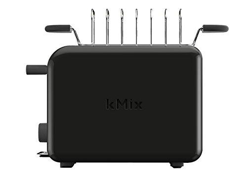 Kenwood TTM 020BK New Mix Toaster Pop Art, marsschwarz, 900 Watt