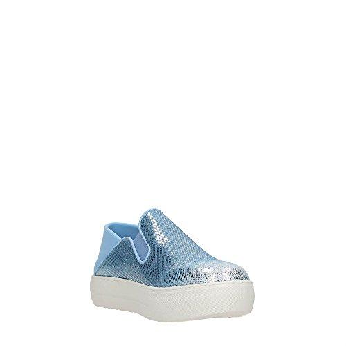 Fornarina - Yuma, Pantofole Donna Blue
