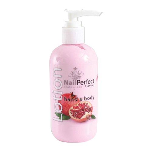 Nail Perfect - Hand & Body Lotion Pomegranate