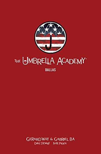 The Umbrella Academy Library Edition Volume 2: Dallas (Umbrella Academy: Dallas, Band 2)