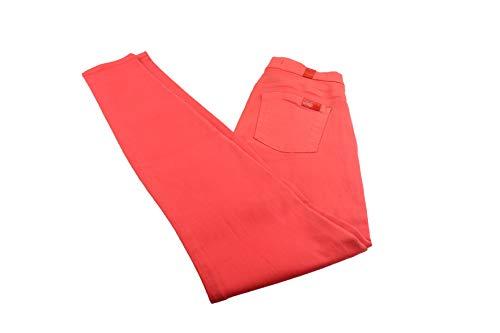 7 For All Mankind Damen Hose Jeans Jeanshose Skinny fit Gr. 26 rosa Neu