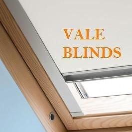 100% BLACKOUT SKYLIGHT ROLLER BLINDS FOR ALL VELUX WINDOWS (FOR NEW `K` WINDOWS), MODEL: GGL,GGU,GPL,GPU (WHITE 0008 PVX, MK08)