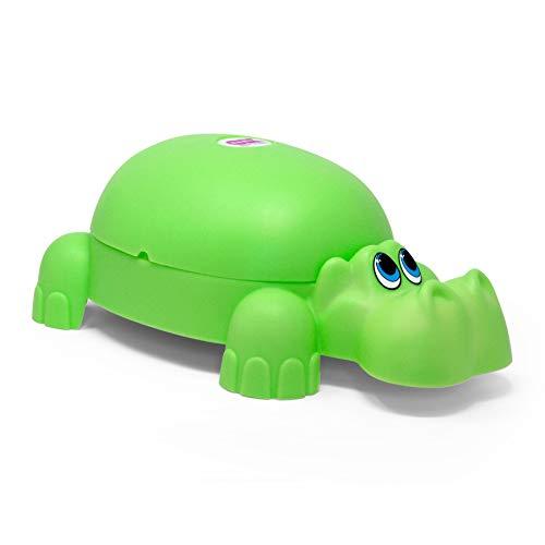 Ok Baby - Ippopotamo - il Vasino a Forma di Animale Verde - 37144430