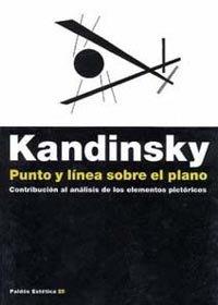 Punto y línea sobre el plano: Contribución al análisis de los elementos pictóricos (Estética) por Vasili Kandinsky