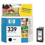 Preisvergleich Produktbild HP Patrone Nr.339 21ml Tinte schwarz 800 Seiten DeskJet 5740 / 6540,  Photosmart 8150 / 8450 (EN)