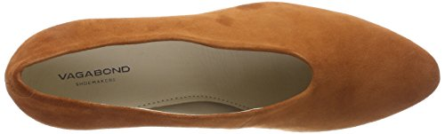 Vagabond Damen Eve Pumps Braun (Chestnut)