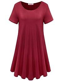 buy online b9c02 14fc7 Suchergebnis auf Amazon.de für: tunikakleider: Bekleidung