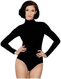 Body sous-pull avec col roulé Giulia noir