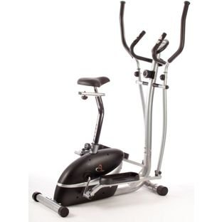 V-fit MCCT1 Magnetic 2-in-1 Cycle-Elliptical Trainer.