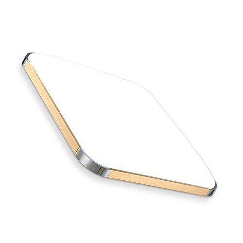 Hengda® 24W lámpara de Blanco frío lámpara de techo led lámpara de techo salon lámpara de techo cocina Baño lámpara de techo