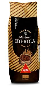 Delta Ibérica Roasted Ground Barley and Chicory Coffee Mix 250g 31WNz zC3YL