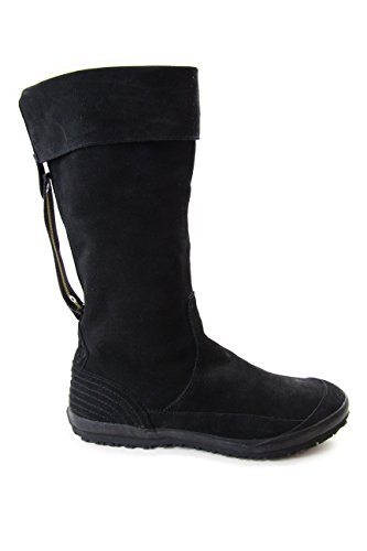 Fornarina boots in suede mod. PIFJO4404WS Black EU40