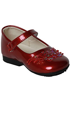 rote Schuhcreme Baby Rot