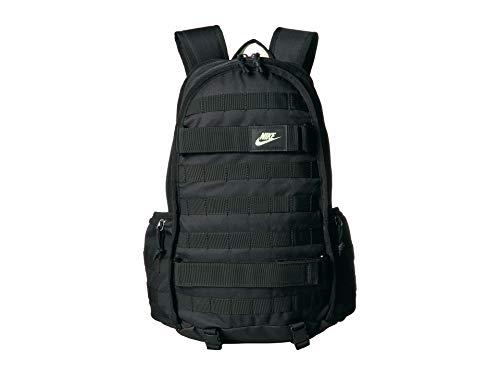 Nike Herren NK RPM BKPK-NSW Sports Backpack, Black/Barely Volt, 53 cm