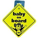 Baby a bordo gancio autoadesivo van e caravan