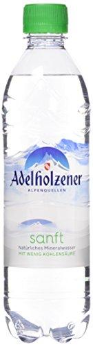 Adelholzener Sanft, 18er Pack, EINWEG (18 x 500 ml)