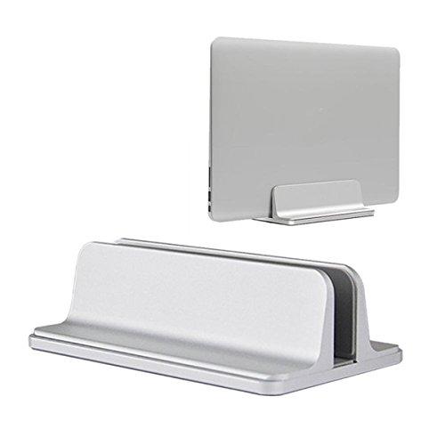 LaDicha Vertikale Laptop Stand Desktop Platz Sparenständer Halter Für MacBook Pro Notebook -