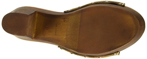 Levi's Temple City, Sandales Femme Marron (26)