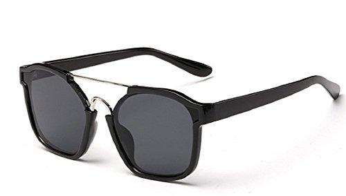 Embryform Trend Sonnenbrillen Männer und Frauen Farbe Film Sonnenbrillen