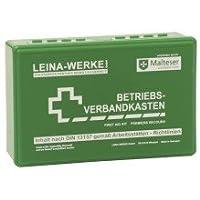 Leina-Werke Betriebsverbandkasten klein - mit Wandhalterung - grn preisvergleich bei billige-tabletten.eu