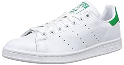 Adidas STAN SMITH WHITE/NGTFLA/NGTFLA - 4