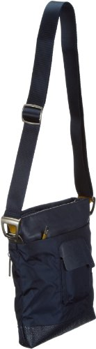 Samsonite Borsa Messenger 48869-1265 Blu Blau (DARK NAVY 1265)